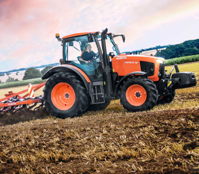 Kubota – experts in farming technology  –will be attending the National Ploughing Championships